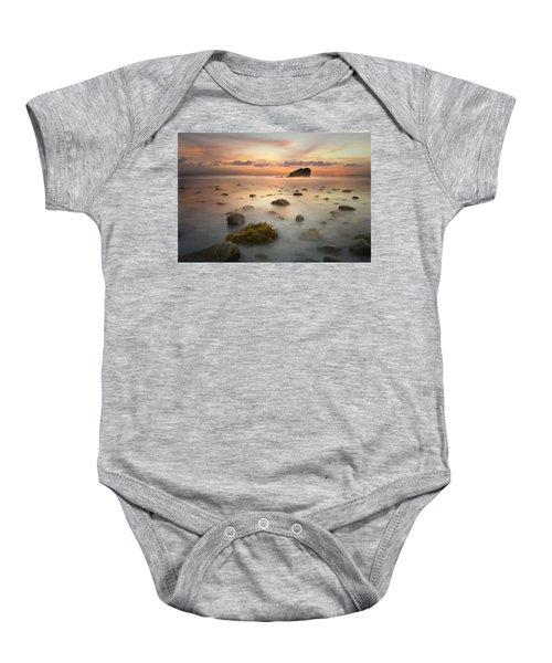 Malibu Sunset Baby Onesie
