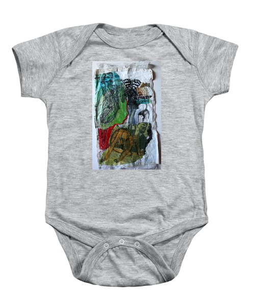 Life Starts As A Joke Then You Discover You Are The Joke Baby Onesie