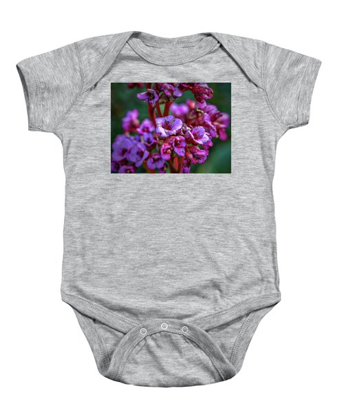 Lilac #h9 Baby Onesie