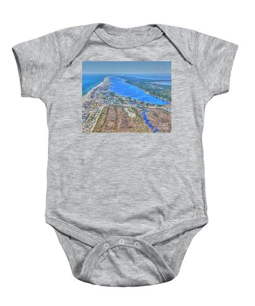 Little Lagoon 7489 Baby Onesie