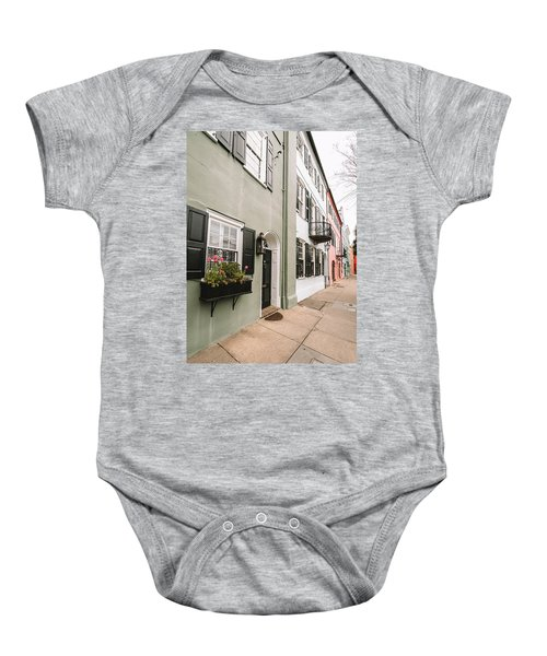 Live In Color Baby Onesie