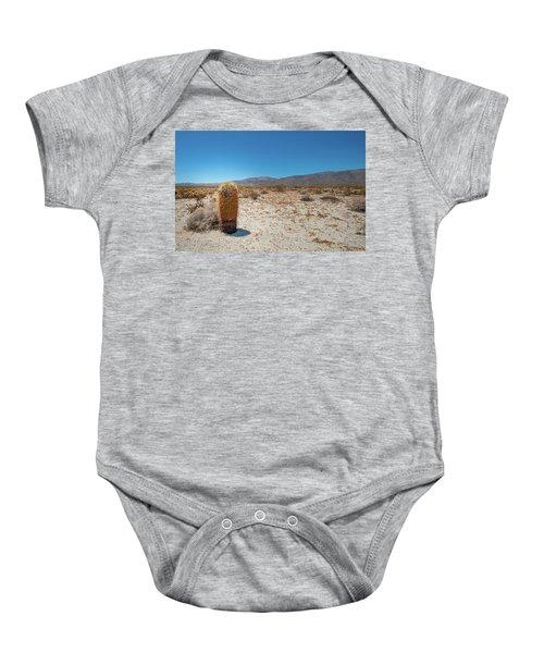 Lone Barrel Cactus Baby Onesie