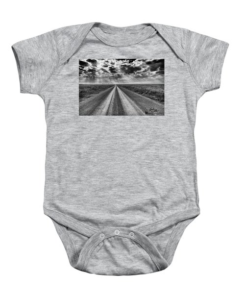Long And Lonely Baby Onesie