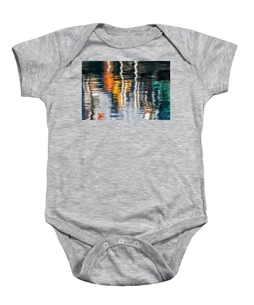 Loss Of Focus Baby Onesie
