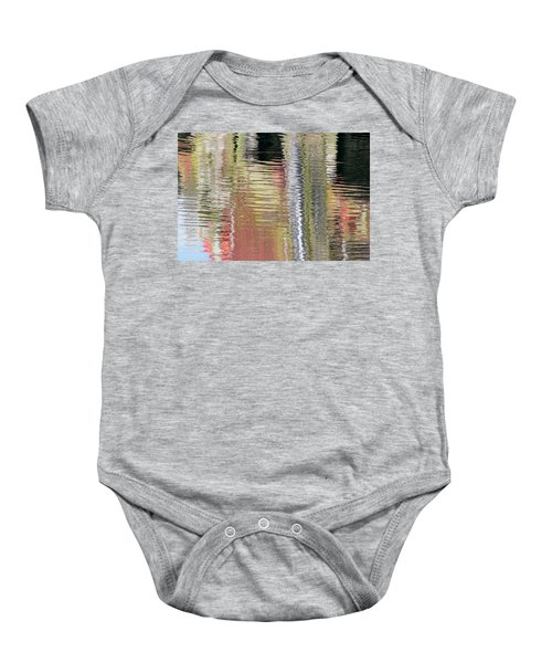 Lost In Your Eyes Baby Onesie