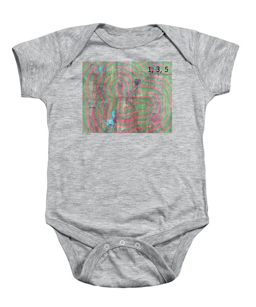 Love Canal Baby Onesie