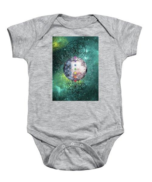 Lunar Mysteries Baby Onesie