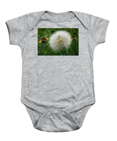 Make A Wish Baby Onesie