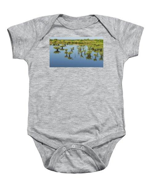 Mangrove Nursery Baby Onesie