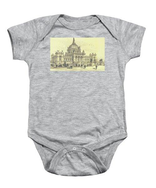 Memorial Hall, Centennial Baby Onesie