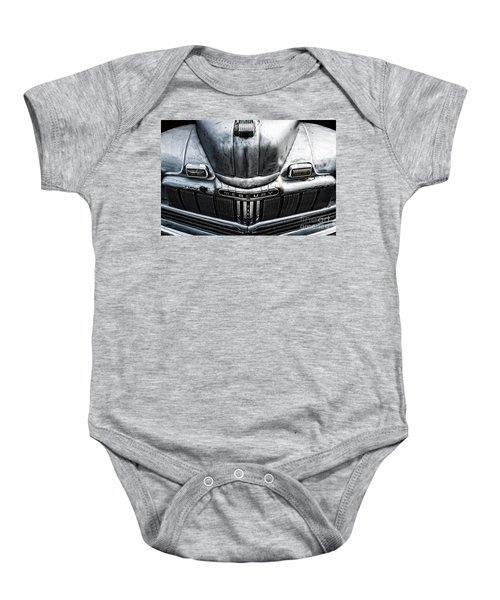 Mercury Eight Baby Onesie