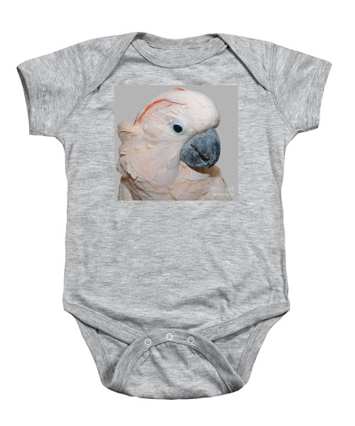 Moluccan Cockatoo Baby Onesie