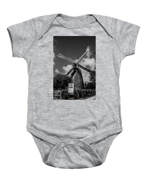 Morgan Lewis Mill 2 Baby Onesie