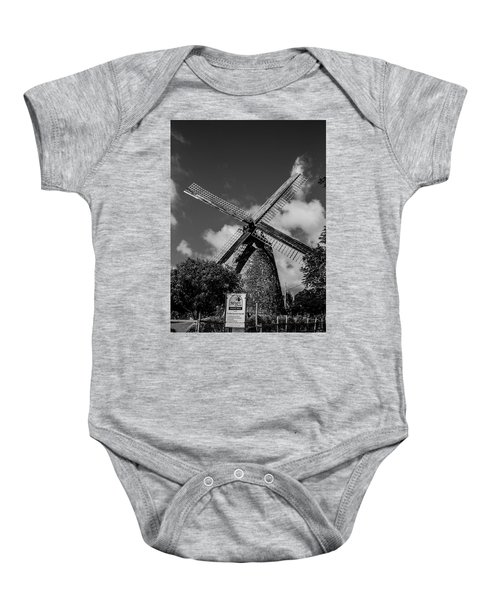 Morgan Lewis Mill 2 Baby Onesie