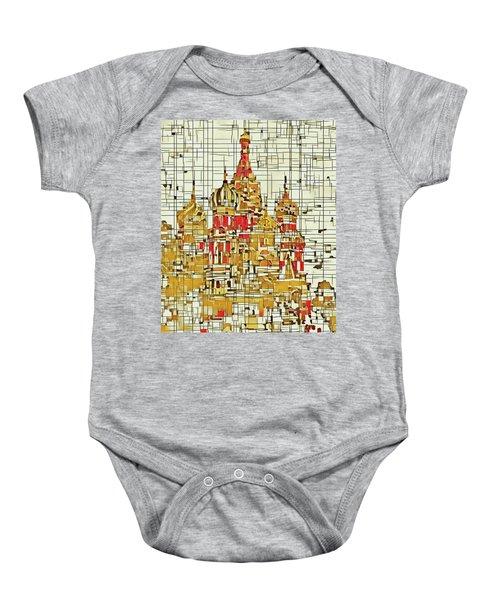 Moscow Baby Onesie
