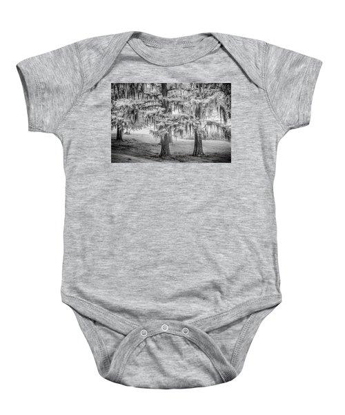 Moss Laden Trees 4132 Baby Onesie