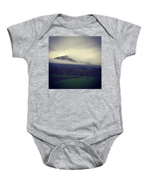 Mountain Cloud Baby Onesie