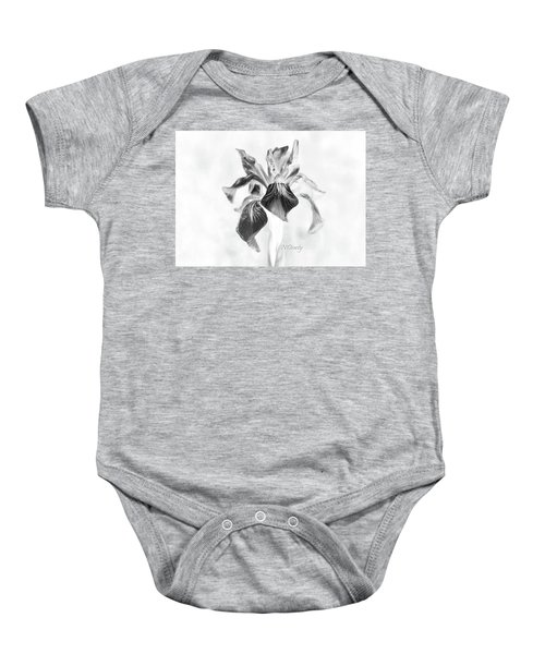 Mountain Lily Baby Onesie