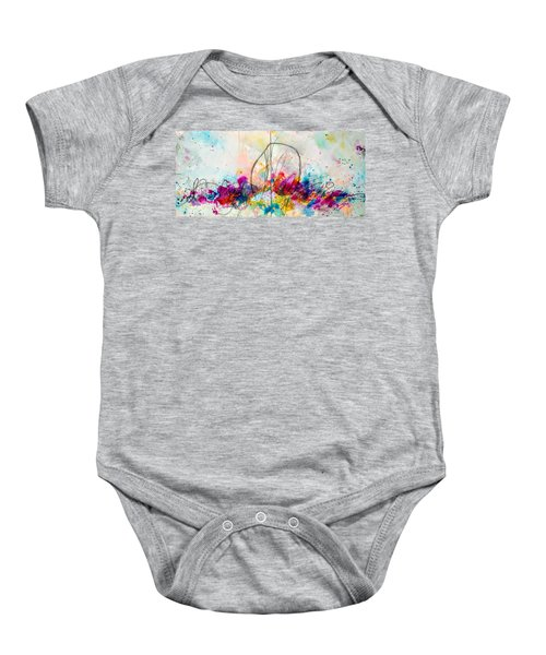 My Ben, Be Mine, All Mine Baby Onesie
