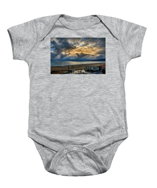 New Sky After The Rain Baby Onesie