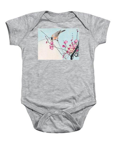 Nightingale Baby Onesie