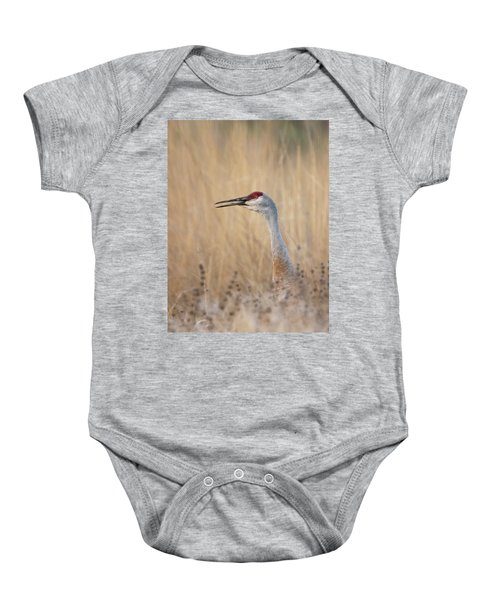 Not A Weed Baby Onesie