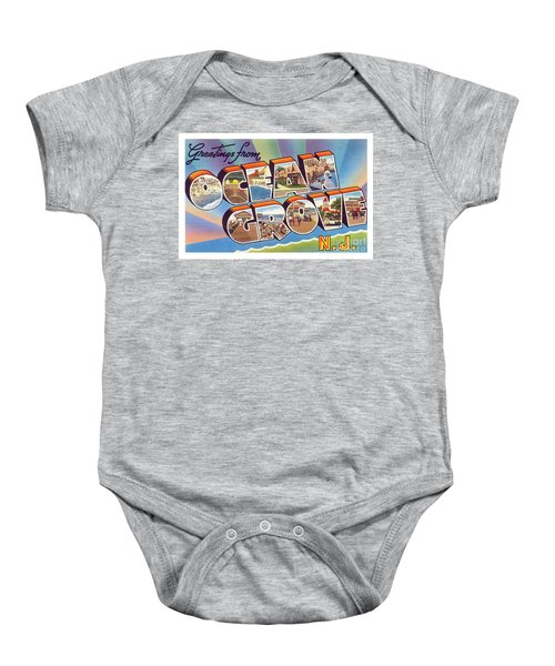 Ocean Grove Greetings Baby Onesie