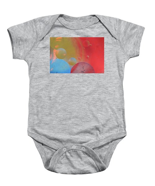 Oil And Color Baby Onesie