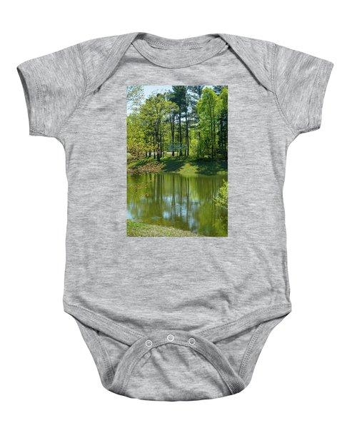 On Golden Pond Baby Onesie