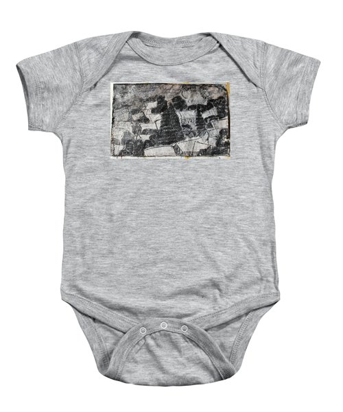 On The Day Of Execution Baby Onesie