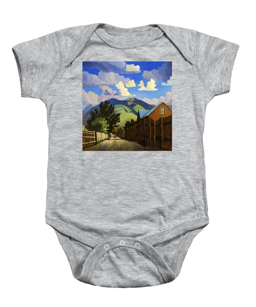 On The Road To Lili's Baby Onesie