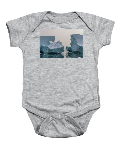 One Cube Or Two Baby Onesie
