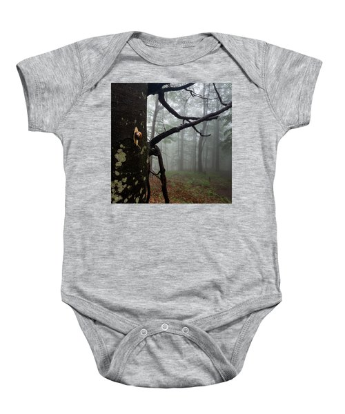 One Day Of The Snail's Life Baby Onesie