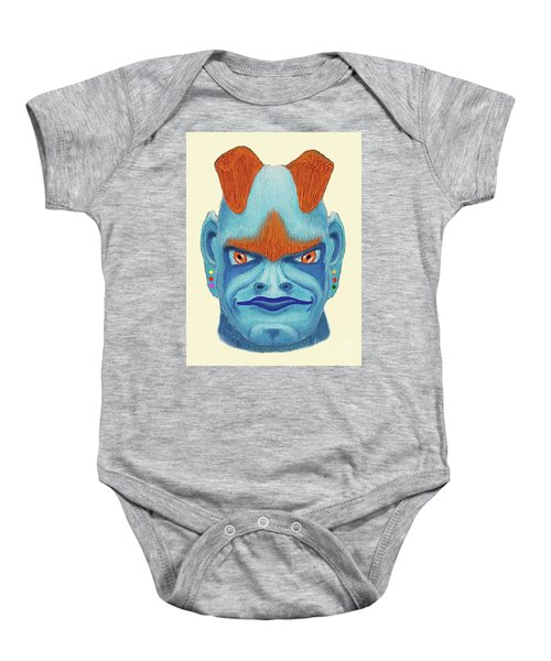 Orbyzykhan The Great Baby Onesie