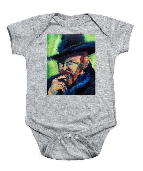 Orson Welles Baby Onesie