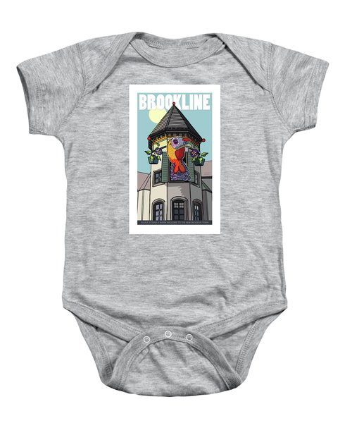 Our Mayor Baby Onesie