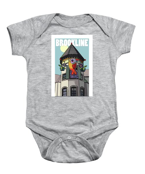 Our Mayor Baby Onesie
