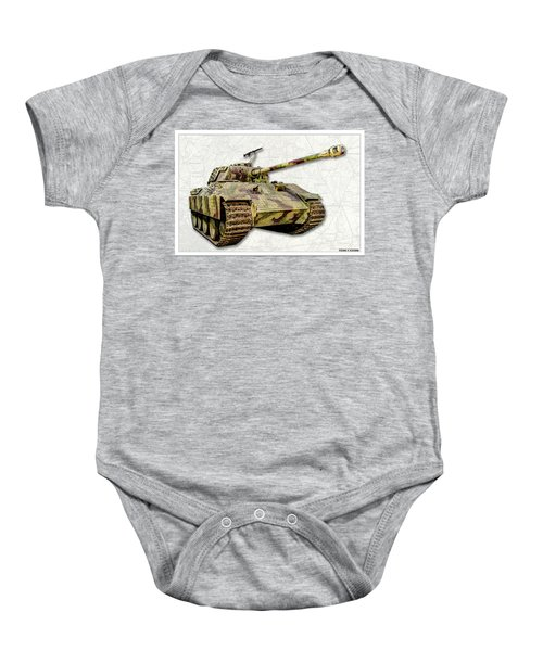 Panzer V Panther Baby Onesie