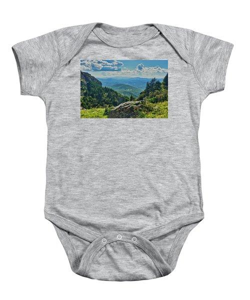 Parkway Overlook Baby Onesie