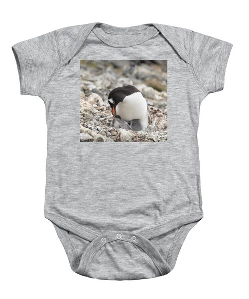 Personality Emerges Early Baby Onesie