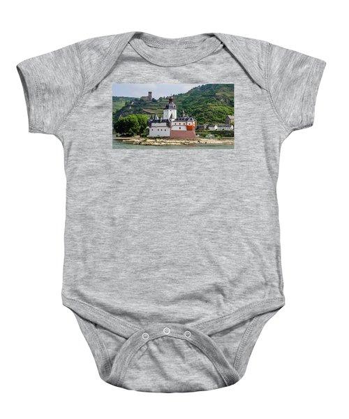 Pfalzgrafenstein Castle Baby Onesie