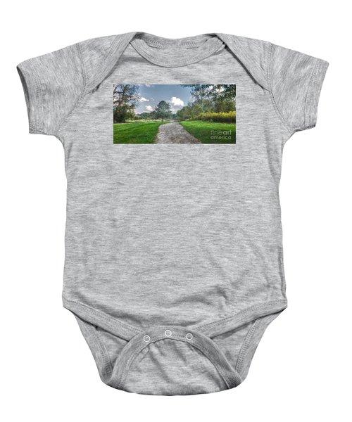 Pickerington Ponds Walkway Baby Onesie