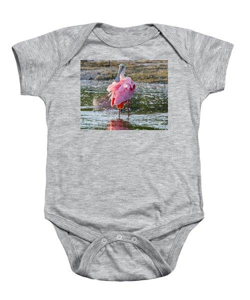 Pink Tutu Baby Onesie