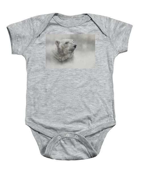 Prince Of The North Pole Baby Onesie