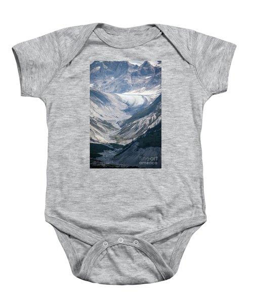Queen Inlet Glacier Baby Onesie