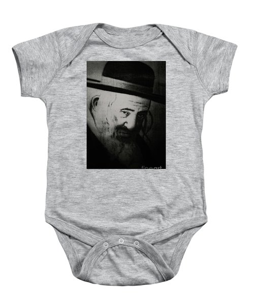 Rabbi Shayele Kerestirer Baby Onesie