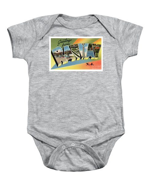Rahway Greetings Baby Onesie