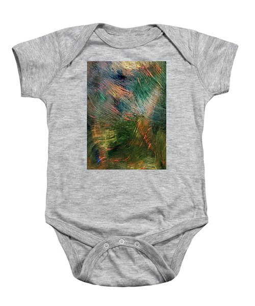 Reaching For The Sword Baby Onesie