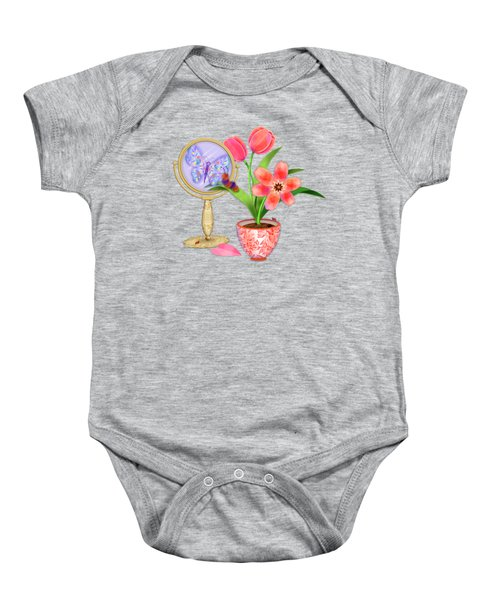 Reflection Of A Promise Baby Onesie
