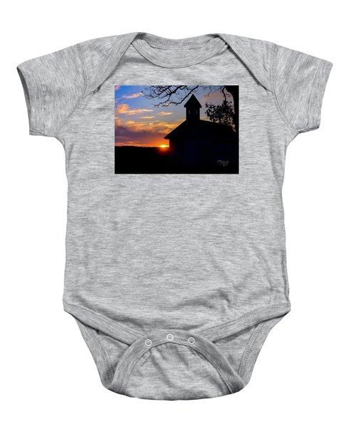 Reflections Of God Baby Onesie